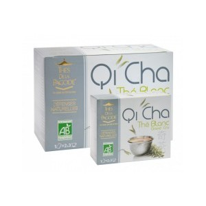 The Qi Cha Blanc 90 infusettes