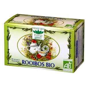 Infusion rooibos x20