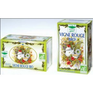 Infusion vigne rouge x20