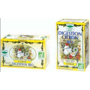 Infusion digestion citron x20