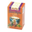 Yogi tea Tulsi mint 15 infusettes