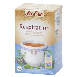 Yogi tea Respiration 15 infusettes
