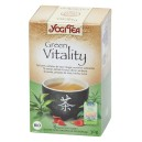 Yogi tea Vitality the vert 15 infusettes