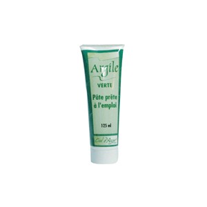 Tube argile prete 125ml