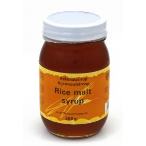 Rice malt sirup 600g